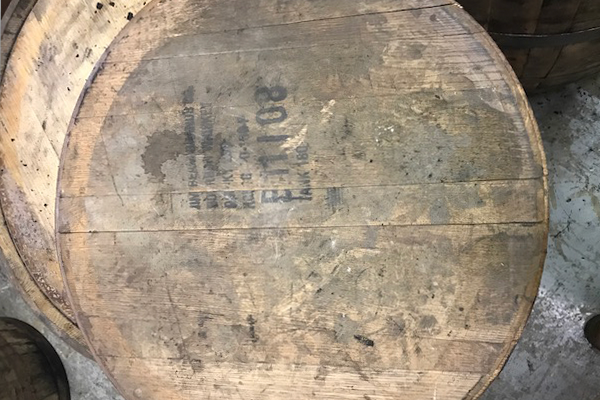 Bourbon Barrel Heads Speyside Cooperage Ky